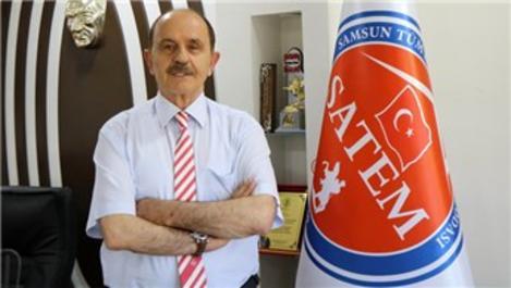 """SATEM Başkanı Oral: """"Samsun'da da hareketlilik başladı"""""""