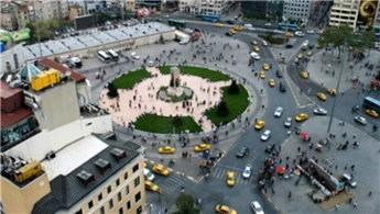 Taksim Meydanı için peyzaj yarışması düzenlenecek