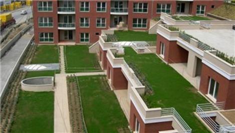 Yeşil çatılar sel baskınlarının etkisini azaltıyor