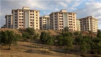 Kırıkkale'de emekliler TOKİ'den ev sahibi oldu