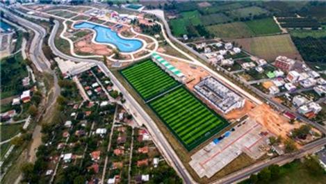Vakıfköy Kent Parkı, 23 Nisan'da hizmete girecek