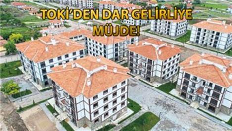TOKİ'den 345 TL taksitle ev sahibi olma imkanı!
