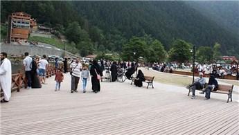 Trabzon'u 17 yılda 17.5 milyon turist ziyaret etti