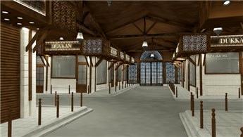 Elazığ Kapalı Çarşısı'nın restorasyon ihalesi yapıldı