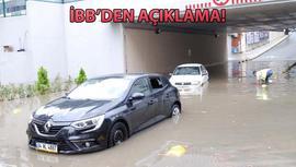 """""""Şile ve Kadıköy'de metrekareye 40 kg yağış düştü"""""""