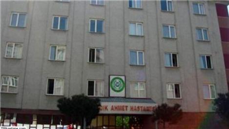 İstanbul'da icradan satılık hastane