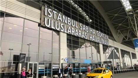 Sabiha Gökçen Havalimanı'na 24 saat ulaşım müjdesi!