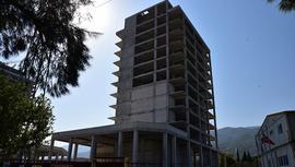 Manisa Prime projesinin kaba inşaatı tamamlandı