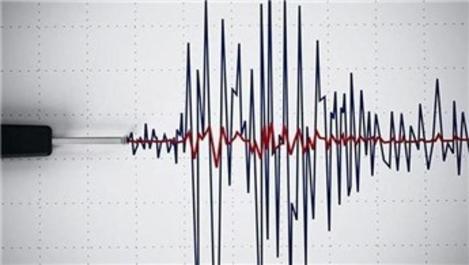 Ankara'da 3,5 büyüklüğünde deprem!
