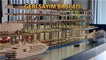 Galataport İstanbul, 2020'de açılacak!