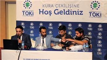 Ankara Kuzeykent için TOKİ kura çekimleri yapıldı