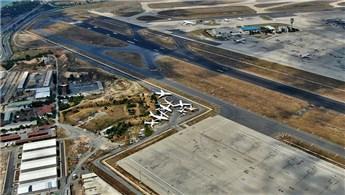 Atatürk Havalimanı, uçak mezarlığına döndü!