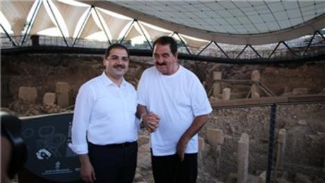 İbrahim Tatlıses'in doğduğu mağara, müzeye dönüşecek