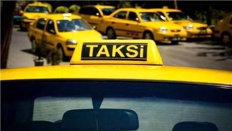 İstanbul'da taksilere yüzde 25 zam geldi