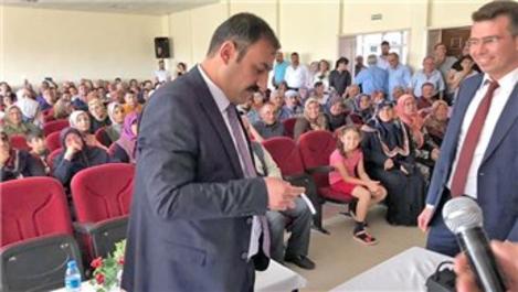 TOKİ, Kırşehir'deki konutların hak sahiplerini belirledi