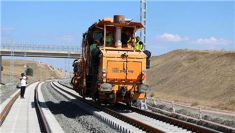 Ankara-Sivas YHT test sürüşleri yıl sonu başlayacak