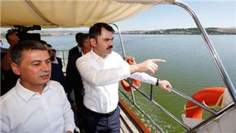 'Amacımız Ankara'da yeşil alan miktarını artırmak'