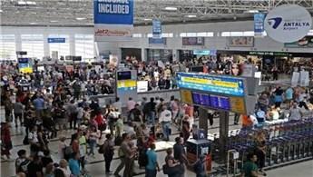 Antalya ilk 8 ayda 10 milyonu aşkın turist ağırladı