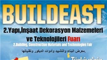 Türkiye ve Ortadoğu yapı sektörü Gaziantep'te buluşuyor
