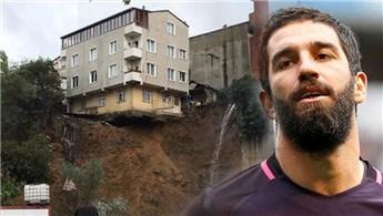 Ertürk Apartmanı sakinlerinden Arda Turan'a dava!