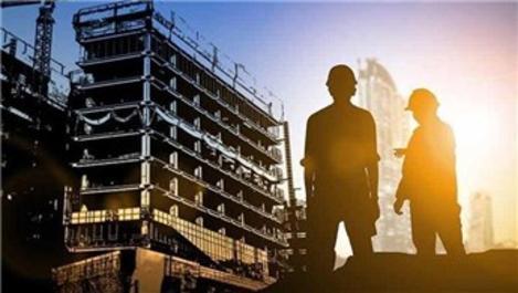 Yeni alınan inşaat işleri seviyesinde 2,9 puan artış!
