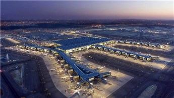 İstanbul Havalimanı, dünyanın en iyileri arasına girdi!