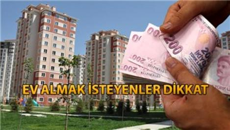 Aylık 1.500 TL taksitle ne kadar konut kredisi alınır?