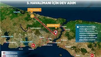 Gayrettepe-İstanbul Havalimanı Hattı'nda ışık göründü