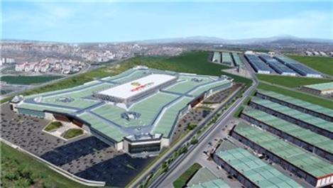 KUMSmall Factory AVM kapılarını açmaya hazırlanıyor