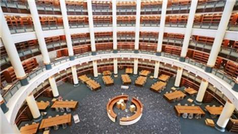 Külliye'deki kütüphane Ekim ayında açılıyor