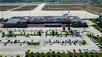 Bursa Yenişehir Havalimanı hareketlendi