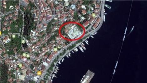 Kuruçeşme'deki Divan Oteli inşaatı durduruldu
