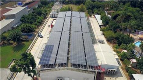 Adana'ya 4 milyon TL'lik güneş enerjisi yatırımı!