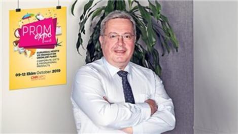 PROMexpo Fuarı ile promosyon sektörü dünyaya açılıyor
