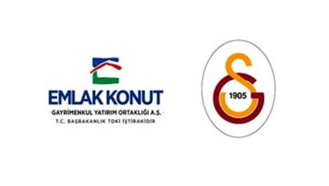 Emlak Konut, Galatasaray ile protokollerini feshetti!