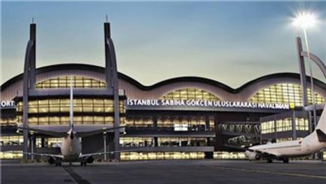 Sabiha Gökçen Havalimanı, 10 milyon yolcu ağırladı