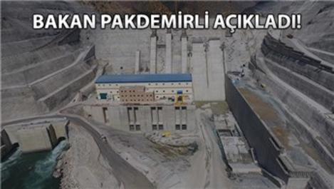 'Çetin Barajı, Avrupa'nın en büyüğü olacak'