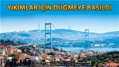 İstanbul'da da kaçak yapılarla mücadele başlıyor!