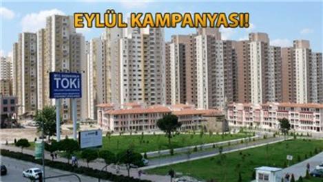 TOKİ'den 10 bin TL peşinatla ev sahibi olma imkanı!