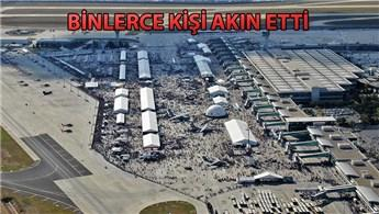 İstanbul'da TEKNOFEST yoğunluğu!