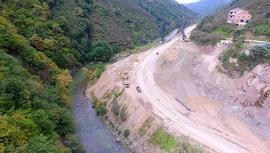 Eğribel Tüneli'nin inşaat ihalesi ay sonunda yapılacak