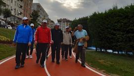 """""""Zeytinburnu'na büyük bir millet bahçesi geliyor"""""""