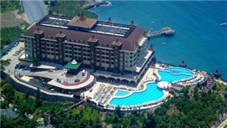 Alanya'daki Utopia World Hotel'in devri için başvuru yapıldı