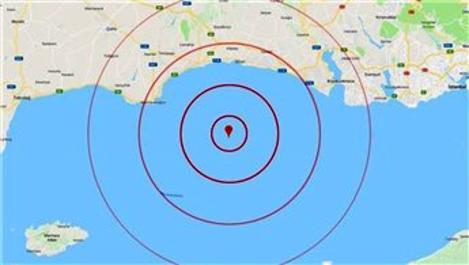 İstanbul Silivri'de 3,6 büyüklüğünde deprem!