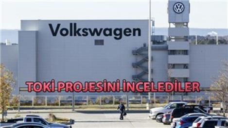 Volkswagen, fabrika için Türkiye'den arazi bakıyor