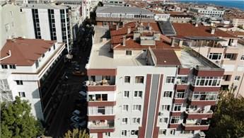Avcılar'da depremde hasar gören 3 bloklu bina için tahliye kararı