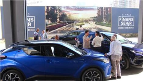 Toyota Hybrid Talks, Sinpaş Finans Şehir'de tanıtıldı