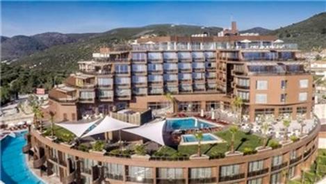 Kuşadası'ndaki Suhan 360 Hotel icradan satışa çıkarıldı