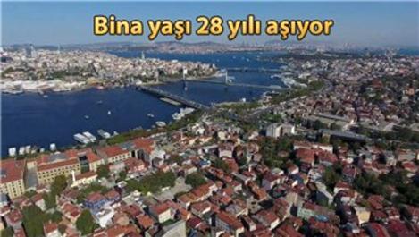 İstanbul depreminden en fazla Fatih ve Beyoğlu etkilenecek