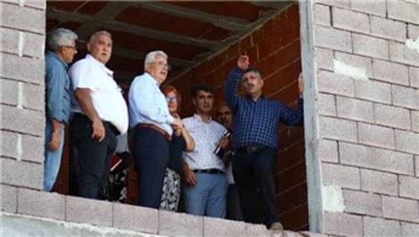 İzmir Bayraklı'da sorunlar kentsel dönüşümle çözülecek
